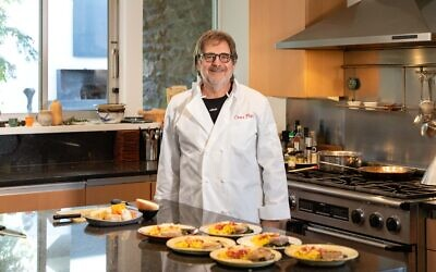 """Marc Pollack, who has impressive residential multi-family real estate """"cred,"""" prepares wonderful meals and focuses on giving a lift to homelessness."""