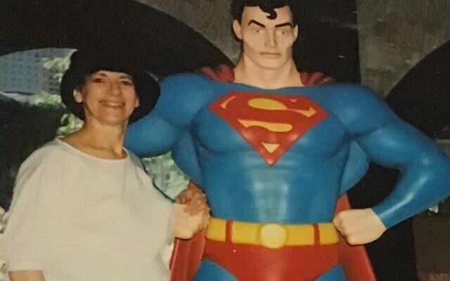 Robkin has been collecting Superman memorabilia for more than 30 years.