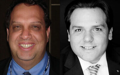 Andrew Borans is retiring as CEO of the Alpha Epsilon Pi Foundation and Jay Feldman has been promoted to COO.