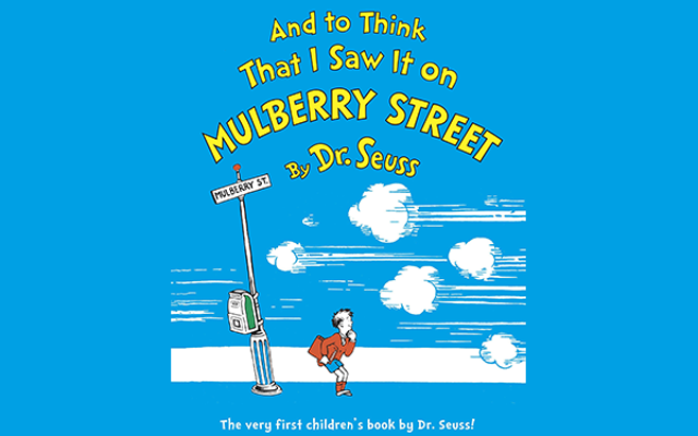 This Dr. Seuss book was one of the cancelled books selling for $4,400 to $10,000 on Amazon.
