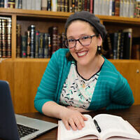 Melissa Scholten-Gutierrez is the Federation's Jewish Camp Initiative manager.