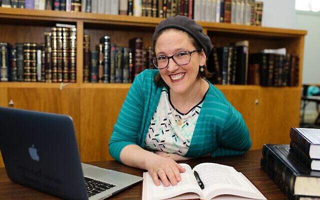 Melissa Scholten-Gutierrez is the Federation's Jewish Camp Initiative manager.