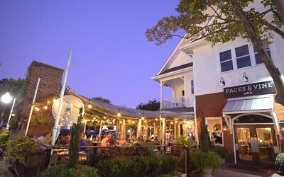 Paces & Vine Restaurant is owned by Dave Green and located on Paces Ferry Rd.