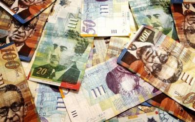 Abed Rahim Khatib/Flash 90// Illustrative image of cash.