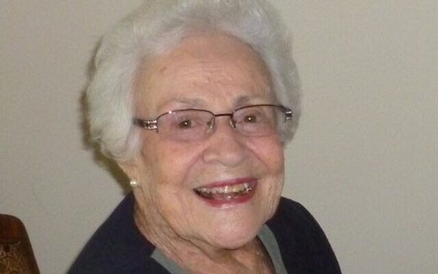 Obituary: Ina Robinson