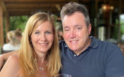 Karen and Steve Denker, along with another couple, started an e-zine for GenXers.