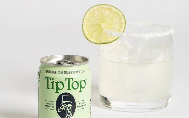 Tip Top's margarita