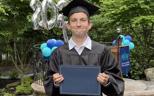 Ben Rudolph Graduates from Davis Academy