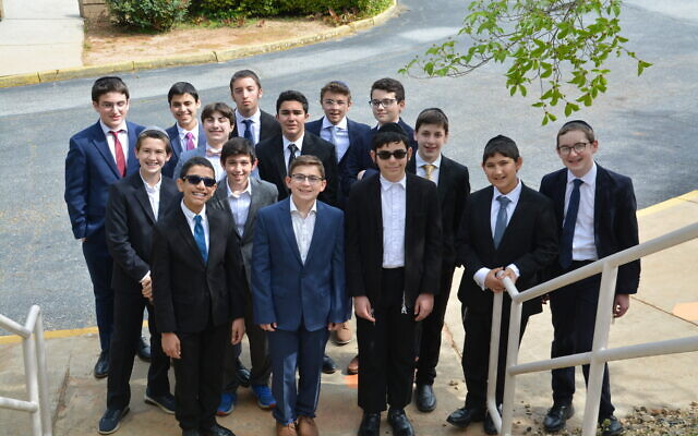 The graduation for Torah Day School boys will take place June 8.