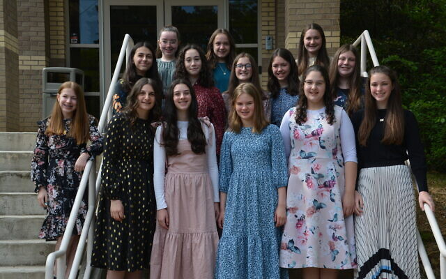 On June 7, Torah Day School will hold its graduation for girls.