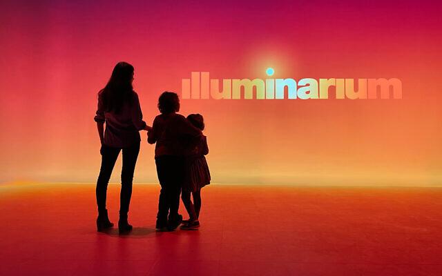 Illuminarium opens in Atlanta in Summer 2021.