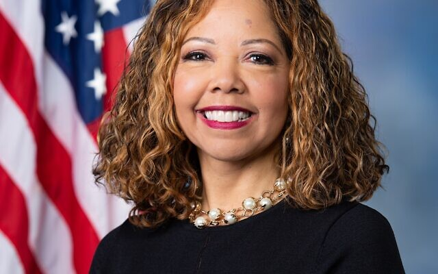 """Lucy McBath said, """"The terrorism Hamas perpetuates onto the world must be held to account."""""""