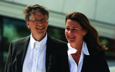 Bill and Melinda Gates recently announced their split