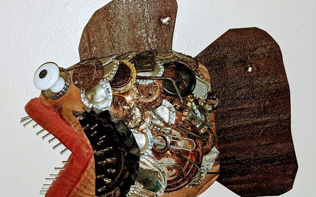 Meadows junk fish metals.