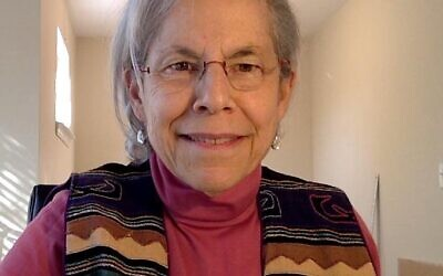 Mary Sabel credits her online studies, including of Zen and Mussar, for keeping her spirits up during the pandemic.