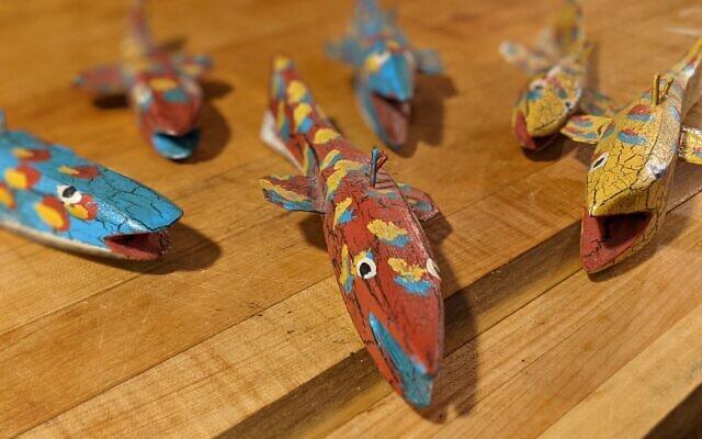 School of Meadows Sardines.