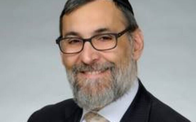 Rabbi Binyomin Friedman is senior rabbi of Congregation Ariel in Dunwoody.