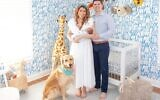 Sophie Loghman Kaufman and Michael Kaufman of Atlanta announce the birth of their son George Emerson Kaufman March 26, 2021.