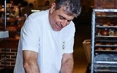 Alon Balshan keeps a hands-on approach to running his bakeries and markets.