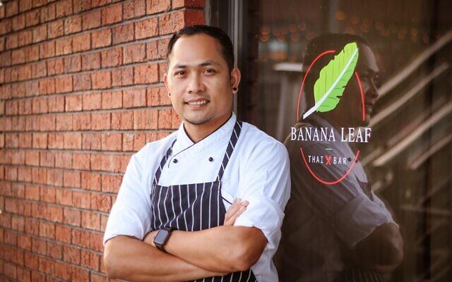 Courtesy of Banana Leaf // 05/24/21 Chef Woody (Awut Pengpis) was the chef at Basil, the Bangkok Sheraton Grande's award-winning restaurant.