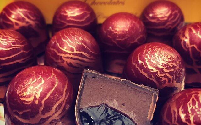 Chef Brulee Chocolates