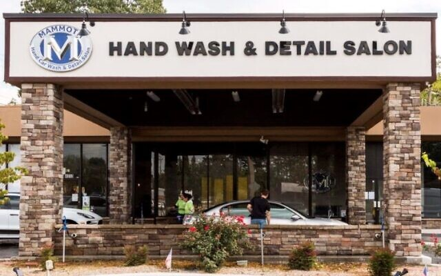 Mammoth Hand Wash & Detail Salon