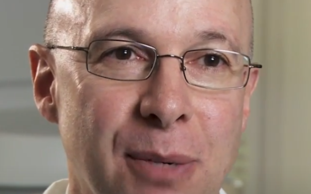 Dr. Mark Cohen lost his own father to the COVID virus in February.