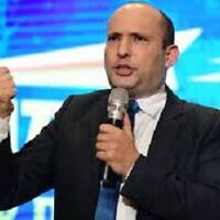 Naftali Bennett may be the next prime minister of Israel.