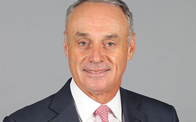 MLB Commissioner Robert M. Manfred Jr. is named as a defendant.