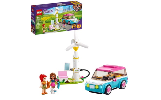 Lego Friends are great for ages 6 and up and are a sure-fire winner.