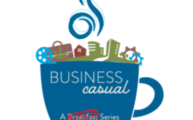 The Jewish Federation of Greater Atlanta's business casual logo.
