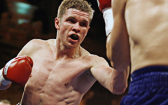 Yuri Foreman, previous world champion boxer, returns to the ring in Brookhaven.