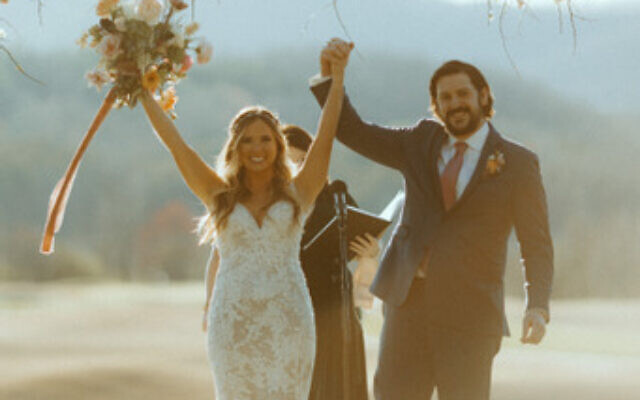 The Schwartz wedding at the Brasstown Valley Resort in Young Harris, Ga.