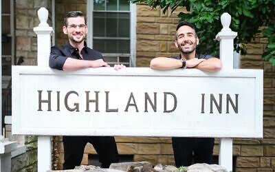 Benjamin McLoughlin and Michael Garber create a company to save historic landmarks.