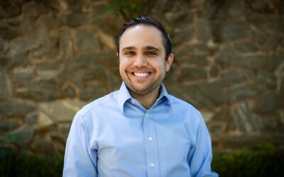 Brandon Goldberg is running for an at-large seat on the Atlanta City Council.