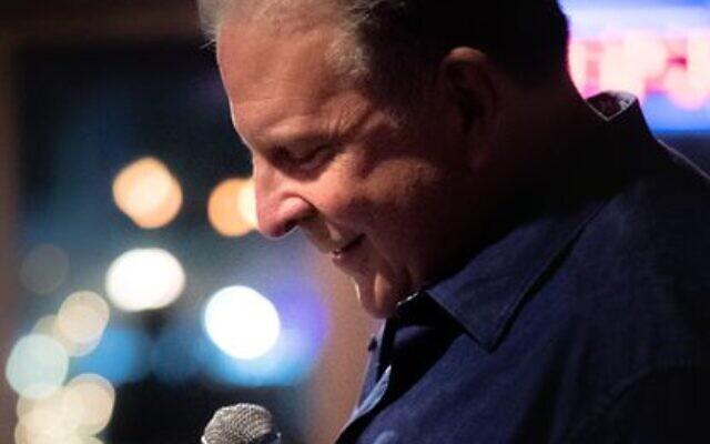 Eddie Brill is a comedian appearing in Neranenah Aug. 1.
