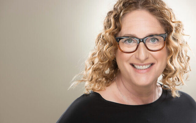 Comedienne Judy Gold will appear in a comedy show next month.