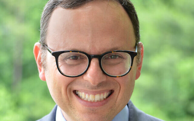 """Rabbi Adam Starr hopes for a """"spiritual boost"""" from his July trip to Israel."""