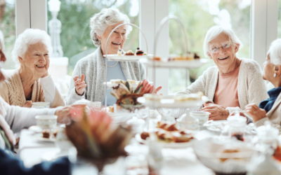 Jewish HomeLife has begun to see life return to more normal life after isolation during COVID.