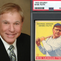 Dr. Thomas Newman and the $4.2 million baseball card.