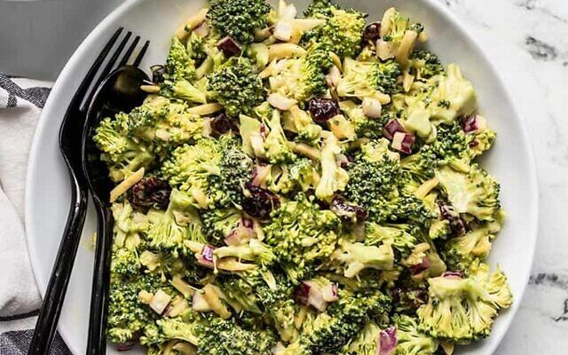 Broccoli Salad. Submitted by Iris Wynne