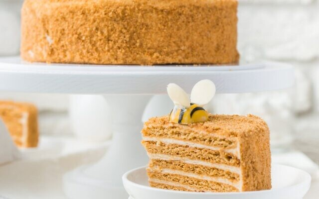 Gail's Graham Cracker Cake. Submitted by Gail Solomon.
