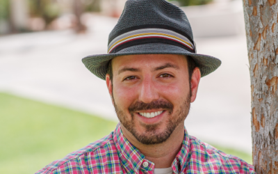 Rabbi Jesse Charyn brought his diverse rabbinic training to Beth David.
