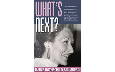 Blumberg's new book is scheduled for publication in November.