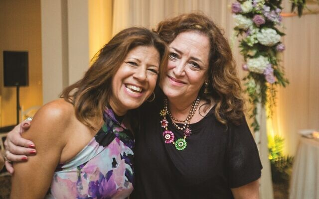 Matchmaking daughters Shelly Danz and Pam Morton.  (Credit: Life on Film Photography)