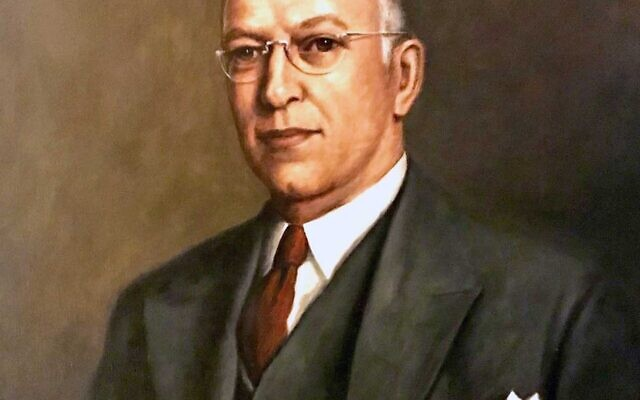 Walter Rich (1880-1947), of Rich's Department Store, contributed significantly to Atlanta's early growth and success. (Courtesy of The Rich Foundation)