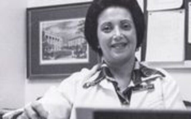 Dr. Nanette Wenger (ca. 1968) is a pioneer in cardiovascular medicine and women's health. (Courtesy of The Breman Museum)