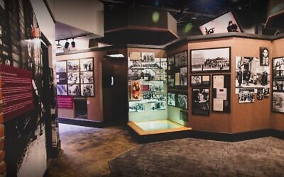The Breman Museum is the cultural center in Atlanta dedicated to Jewish history, culture and arts for the last 25 years.