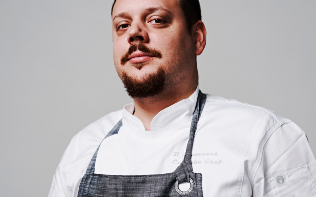 Chef Brandon Chavannes has an outstanding culinary resume and is of Jamaican and Norwegian heritage.