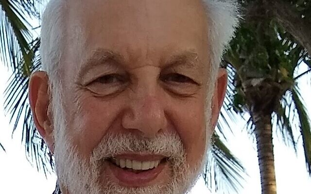 "Irwin S. Bernstein, ""re-retired"" University of Georgia professor."
